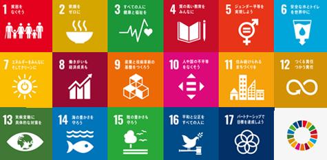 SDGs一覧