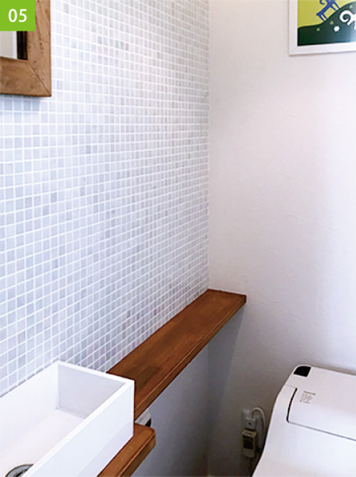 弊社事務所トイレ