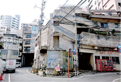 コンクリートの建物_塩害