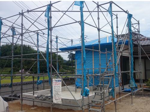増築工事2