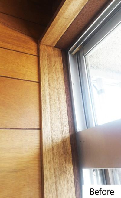 内窓設置before