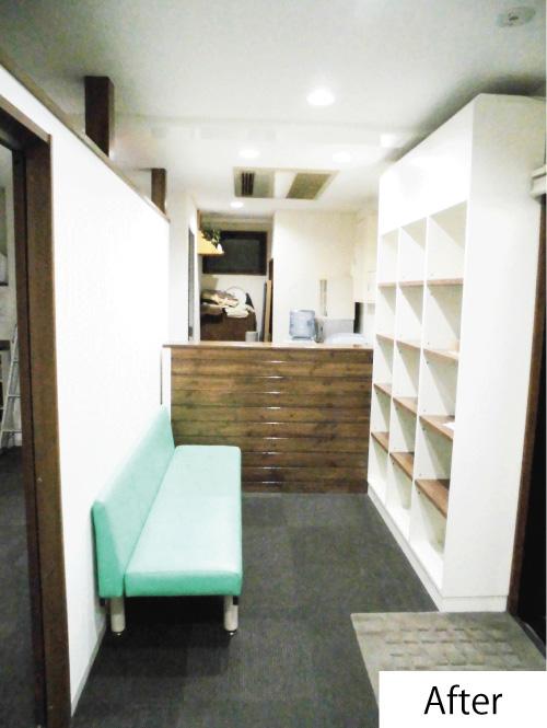 診療所の改修工事4